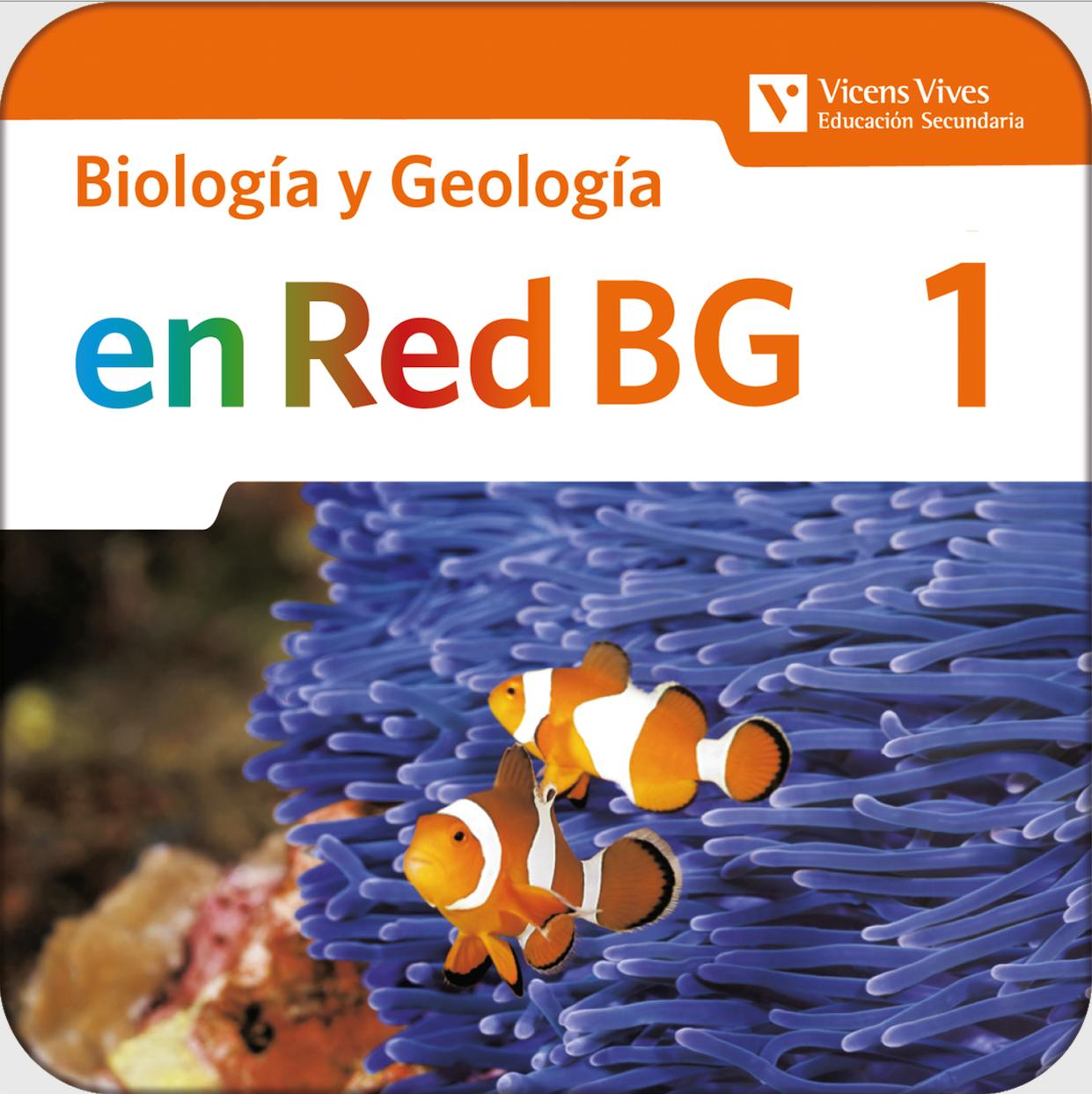 """Projecte """"en Xarxa BG"""". Biologia i Geologia per a 1r i 3r d'Educació Secundària."""