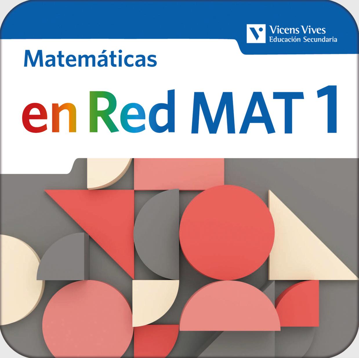 """Projecte """"en Xarxa MAT"""". Matemàtiques per a 1r i 3r d'Educació Secundària."""